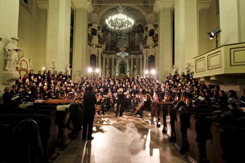 Klaipėdoje vyks bažnytinių chorų Kalėdinių giesmių festivalis