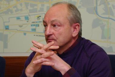 Klaipėdos uosto direkcijoje – naujas skandalas (papildyta)