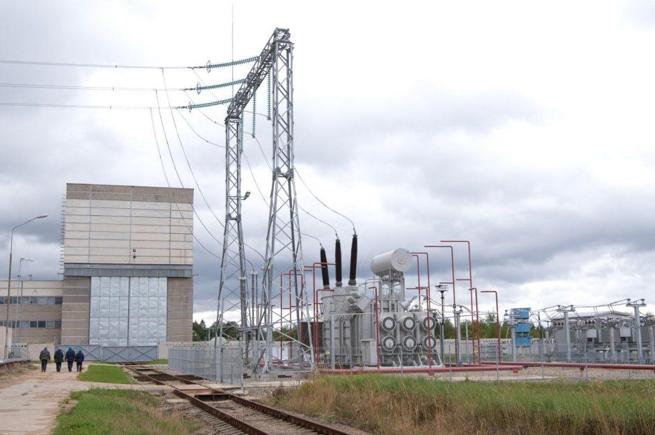 Elektrinėje – dar vienas reaktorius