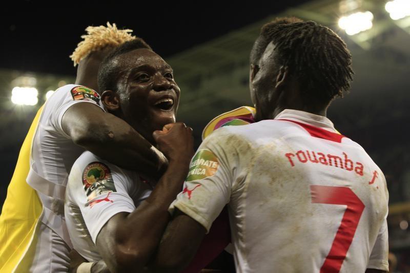 Burkina Fasas rungtynių pabaigoje iškovojo tašką prieš Nigeriją