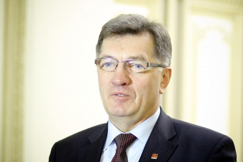A. Butkevičius pensiją kaups trečios pakopos pensijų fonde
