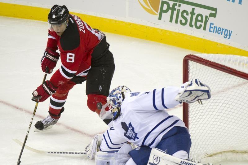 Penktasis Dainiaus Zubraus įvartis NHL čempionate