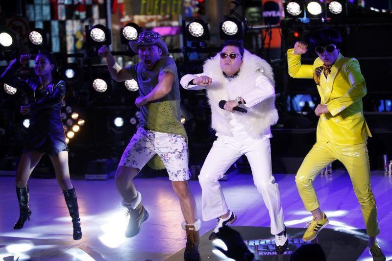"""""""Youtube"""" išgarsėjęs korėjiečių reperis Psy pristato naują dainą"""