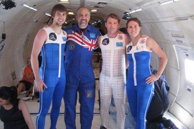Naujas astronautų kostiumas gali apsaugoti jų kaulus nuo retėjimo