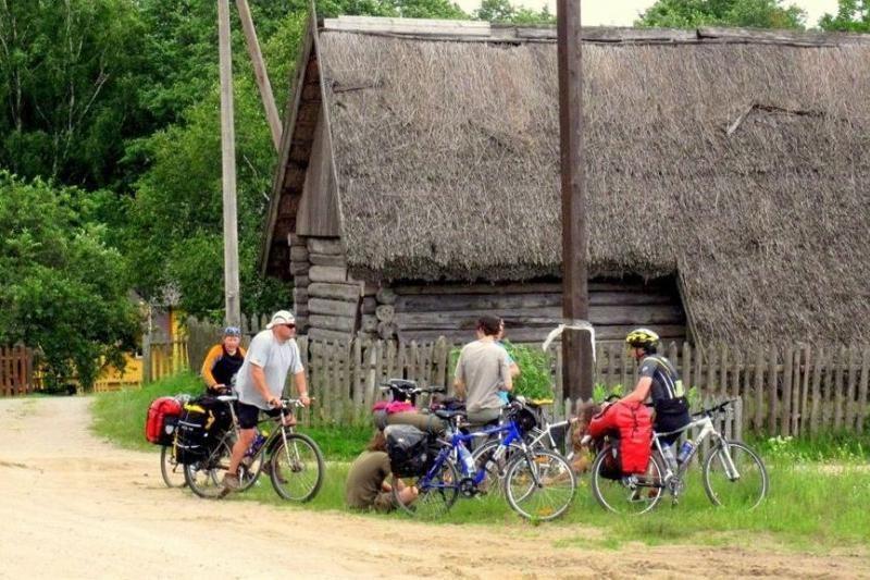 Dzūkijos nacionaliniame parke – nauji dviračių maršrutai