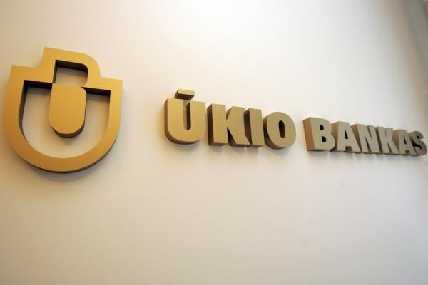 Ūkio banko klientams – pinigus priimantis bankomatas