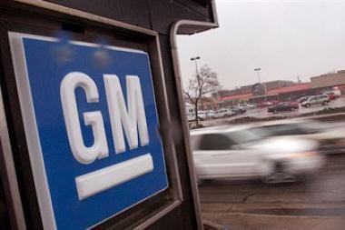 GM grąžina skolas vyriausybėms
