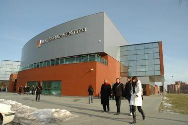 Klaipėdos universitetas pažymi 20 metų sukaktį