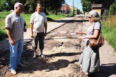 Panevėžiečiai vagia atkastą istorinį grindinį