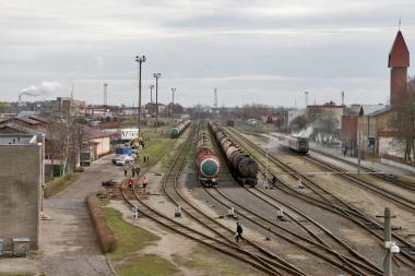 Ruošiamasi rekonstruoti Klaipėdos geležinkelio stotį