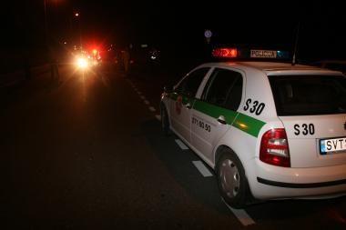 Kauniečio policininko sukeltoje avarijoje vėl žuvo žmogus