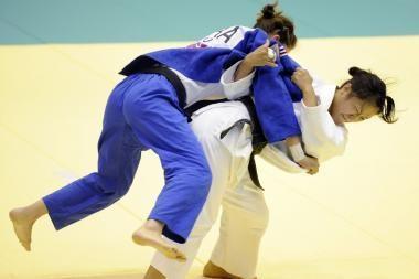 R.Gedutytė - tarptautinio dziudo turnyro Egipte nugalėtoja