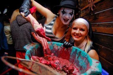 """""""Nosferatu Halloween"""" uostamiesčio klube mušė rekordus"""