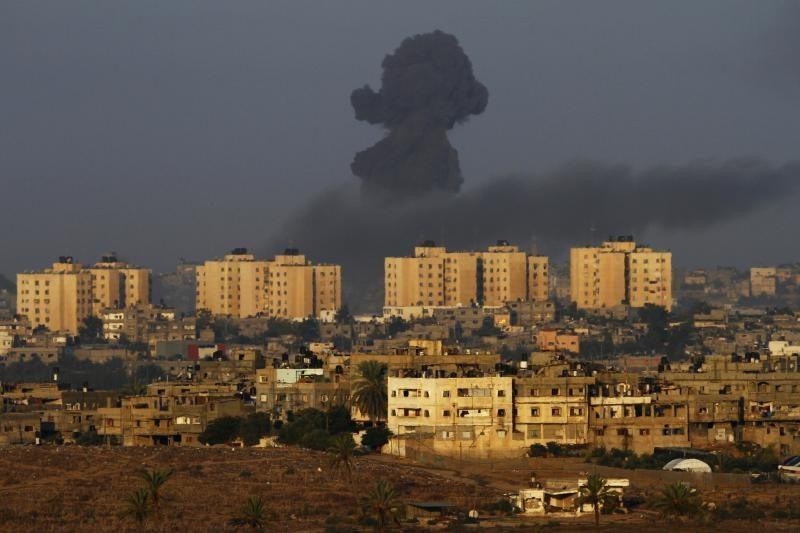 Gazos Ruože po savaitę trukusio kraujo liejimo įsigaliojo paliaubos