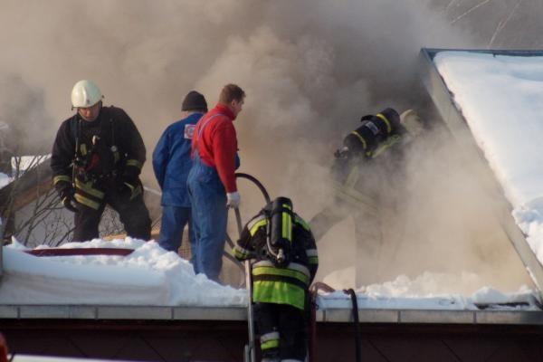Šiais metais gaisruose žuvo daugiau žmonių nei pernai
