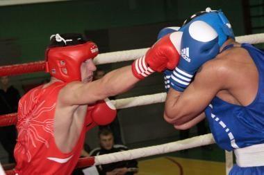 Europos bokso čempionate Maskvoje lietuviai liko be medalių