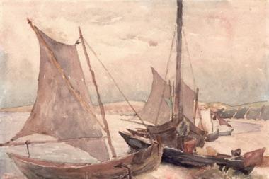 Vilniaus aukcionas Klaipėdoje intriguoja jūros tematika