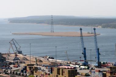 Dujų terminalo pradiniai darbai jau vyksta