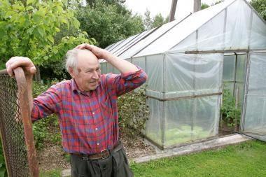 Kitąmet žemdirbiai galės drausti sodus ir daržovių plotus