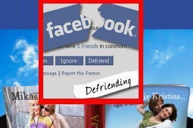 """""""Defriended"""" pasakys, kas nebėra jūsų draugas """"Facebook"""" svetainėje"""