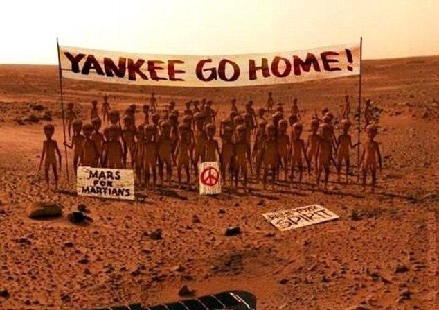 Per kelias savaites - tūkstančiai prašymų tapti Marso kolonistais