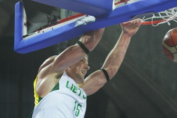 Posėdžiavo 2011 m. Europos krepšinio čempionato Darbo grupė
