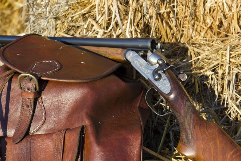 Vagys iš seifo pavogė orinį pistoletą ir revolverį