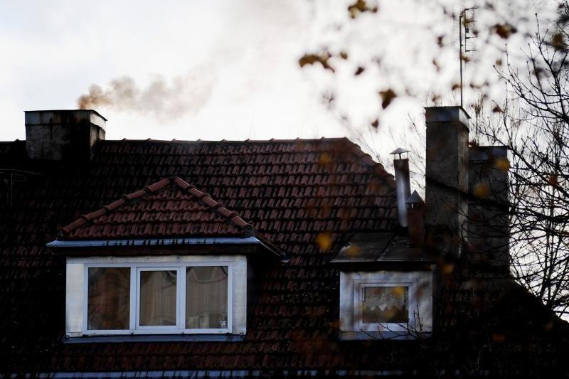 Lietuvos miestuose padidėjo oro užterštumas