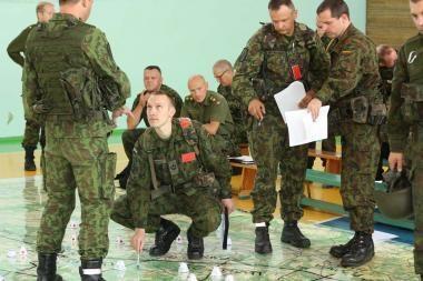 Rukloje vyks  Danijos divizijos organizuojami mokymai