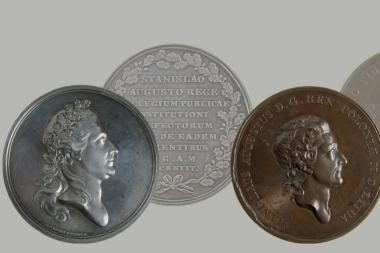 Žemaičių dailės muziejuje – Lietuvos ir Lenkijos medalininkystė