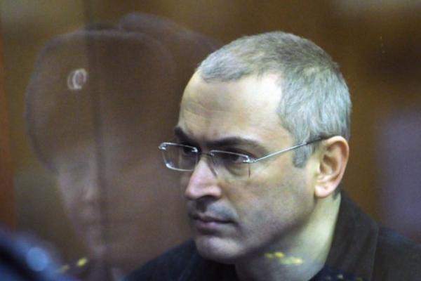 Kremlius nurodė peržiūrėti M.Chodorkovskio bylą