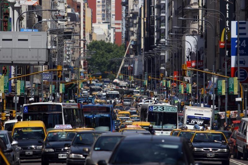10 Europos miestų, kuriuose eismo spūstys didžiausios