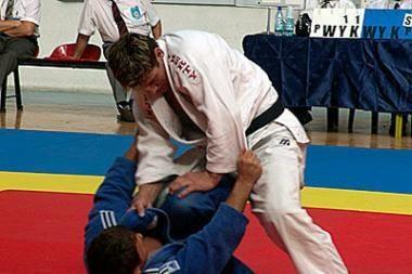 Dziudo čempionate - šeši Lietuvos atletai