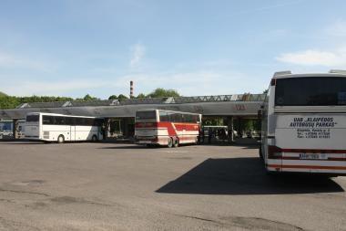 Bilietai kelionėms autobusu  - internete