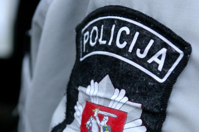 Policijos vadovas teigia darbe buvęs blaivus, bet nori atsistatydinti
