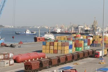 Sostinėje aptarti nauji siūlymai uostui