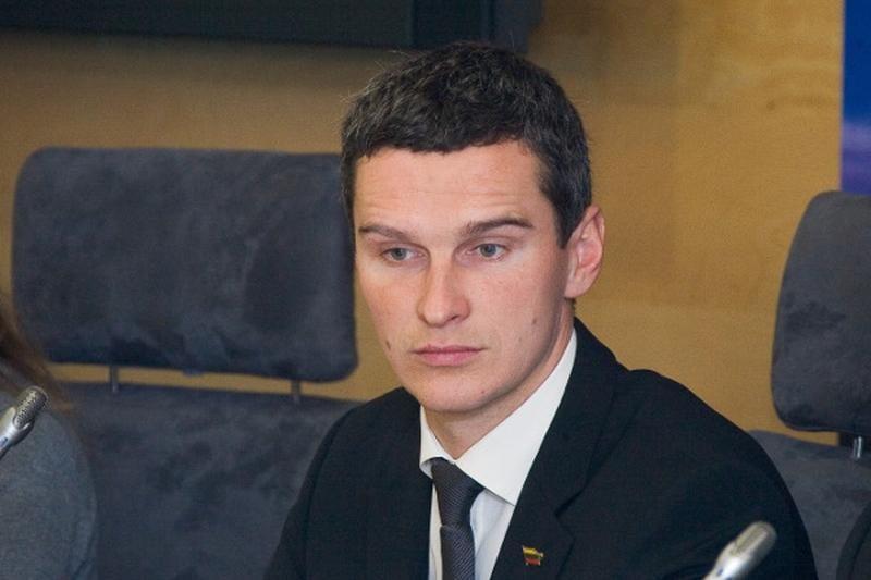 Seimo Aplinkos apsaugos komiteto pirmininku paskirtas J.Urbanavičius