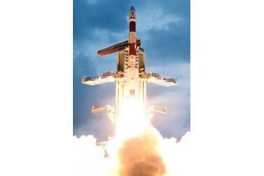 Indija sėkmingai pradėjo kosmoso užkariavimą