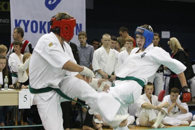 Lietuvos sportininkai iškovojo tris medalius karatė čempionate