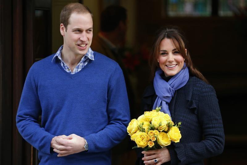 Britai laukia naujos princesės Dianos