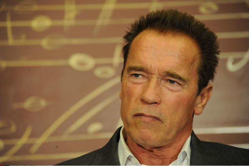 """A. Schwarzeneggeris planuoja sugrąžinti į ekranus """"Konaną"""