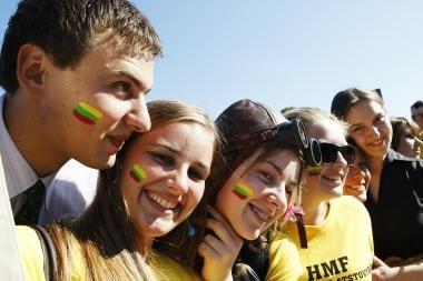Kas šeštas iš gabiausių abiturientų ruošiasi studijuoti užsienyje