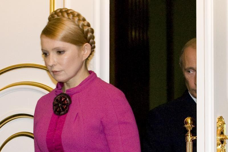 J.Tymošenko duktė ragina JAV Kongresą jų neapleisti