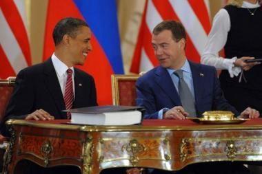 Prezidentės pareiškimas rodo nerimą dėl JAV ir Rusijos suartėjimo, sako analitikas