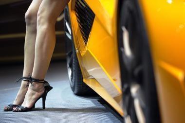 Moterys žino, ko nori – bent jau pirkdamos automobilį (papildyta)