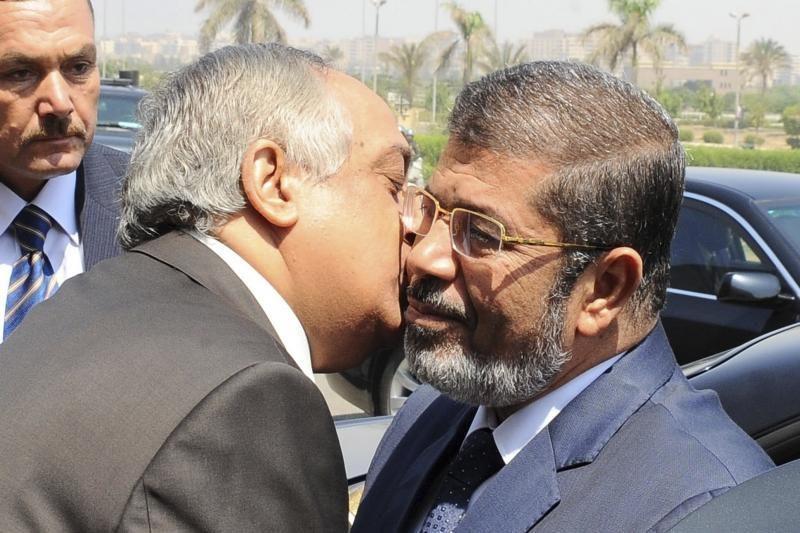 Egipte prisaikdintas islamiškų pažiūrų prezidentas