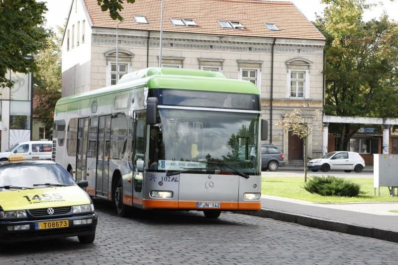 Nuo gruodžio Klaipėdoje – brangesni autobusų bilietai