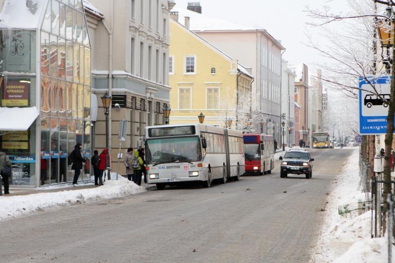 Klaipėdoje kursuos greitųjų maršrutų autobusai