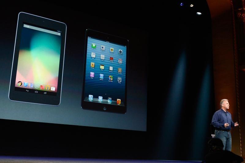 """5-osios kartos """"Apple iPad"""" gamyba prasidės įpusėjus vasarai"""