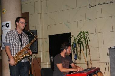 Vilniaus centre skambėjo džiazas iš viso pasaulio